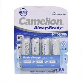 camelion NH AA 2500ARBP4 Rechargeable Li-ion Battery