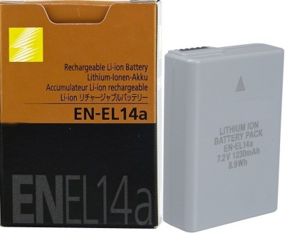 MSI EN-EL14A Lithium Ion Battery FOR NIKON D5100 Rechargeable Li-ion Battery