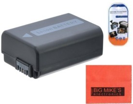 Big Mike s NPFW50 Rechargeable Li-ion Battery