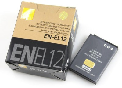 HAWK EN-EL12 Rechargeable Li-ion Battery
