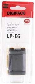 HAWK LP-E6 for Canon 70D 60D 7D 6D 5D Rechargeable Li-ion Battery