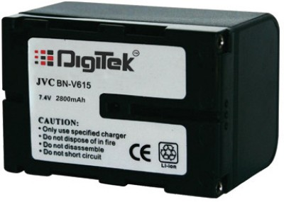 Digitek JVC BNV 615 U Rechargeable Li-ion Battery