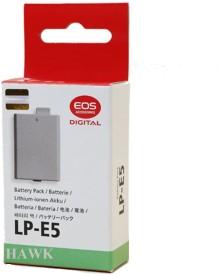 HAWK LP-E5 Rechargeable Li-ion Battery