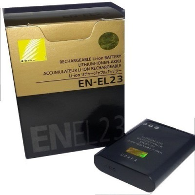 MSI En-El23 For Nikon Rechargeable Li-ion Battery