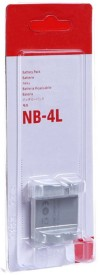 HAWK NB-4L Rechargeable Li-ion Battery