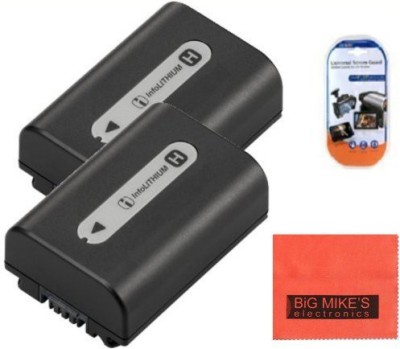 Big Mike s CGA-S006 Rechargeable Li-ion Battery