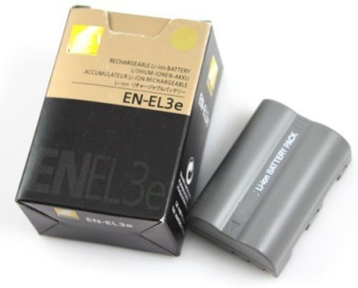 MSI EN-EL3e Battery For Nikon D90 D80 D70 D700 D300 D200 D100 D80S D50 D70S Rechargeable Li-ion Battery