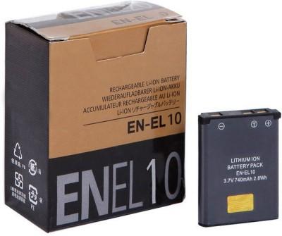HAWK EN-EL10 Rechargeable Li-ion Battery