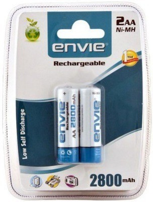 Envie 2800mAh Rechargeable Ni-MH Battery