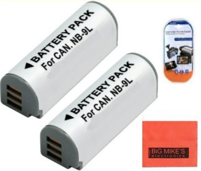 Big Mike s BM-LPE8K2 Rechargeable Li-ion Battery