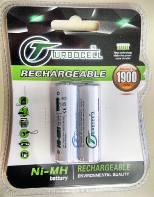 TOP FREE AA1900TURBOC Rechargeable Ni-MH Battery