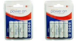 Tyfy 2300 BP4 X 2 packs AA Rechargeable Ni-MH Battery