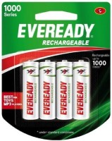 Eveready 1000 series AA 4 PC NiMH Rechargeable Ni-MH Battery