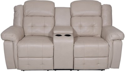 Evok Bonded Leather Powered Recliners(Finish Color - Beige)
