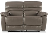 Durian Leather Manual Recliners (Finish ...