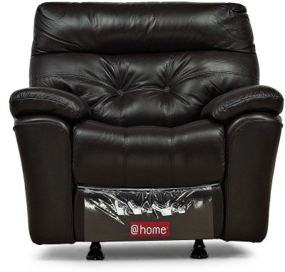 @home by Nilkamal Beverly Leather Manual Rocker Recliners