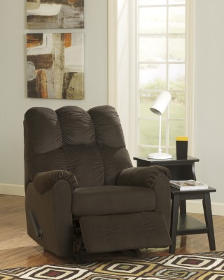 Ashley Fabric Manual Rocker Recliners