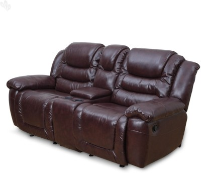 Royal Oak Wave Leather Manual Recliners