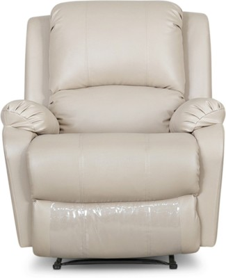 HomeTown Leatherette Manual Recliners