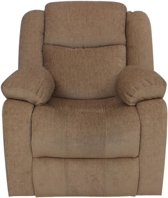 peachtree Fabric Manual Recliners(Finish Color - Beige)