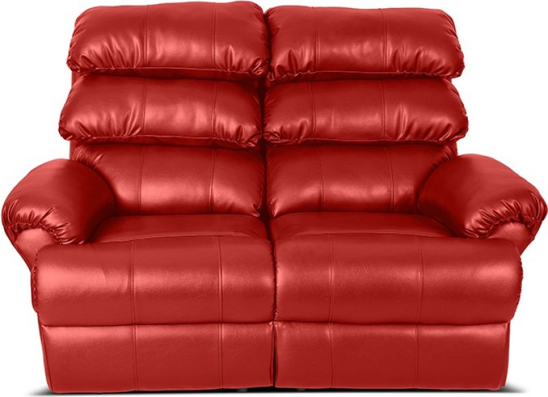 Little Nap Recliners Leatherette Powered Recliners(Finish Color - Red)