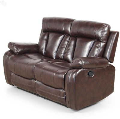Royal Oak Optima Half-leather Manual Recliners