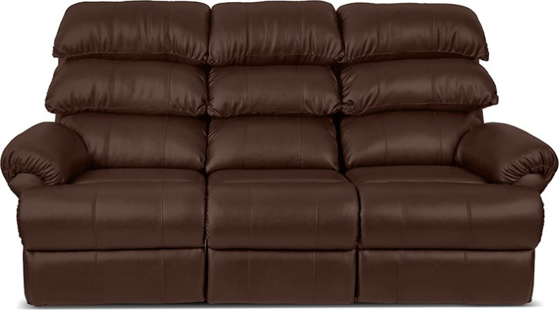 Little Nap Recliners Leatherette Powered Recliners(Finish Color - Brown)
