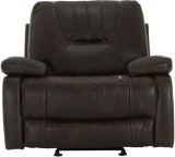 Durian Leather Manual Rocker Recliners (...