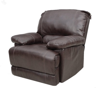 Royal Oak Berlin Half-leather Manual Rocker Recliners