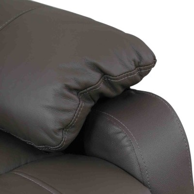Evok Half-leather Manual Recliners