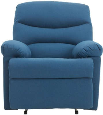 Durian Fabric Manual Recliners(Finish Color - Midnight Blue) at flipkart