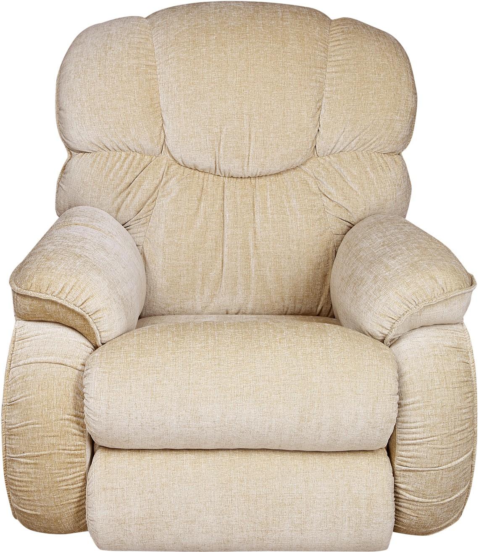 View La-Z-Boy Dreamtime Fabric Manual Rocker Recliners(Finish Color - Beige) Furniture (La-Z-Boy)