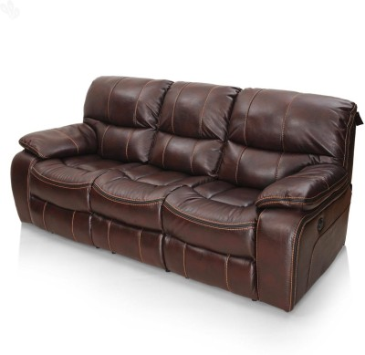 Royal Oak Grand Leather Manual Recliners