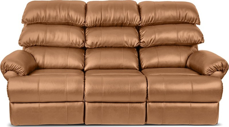 Little Nap Recliners Leatherette Powered Recliners(Finish Color - Beige)