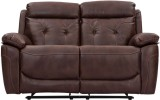Durian Half-leather Powered Recliners (F...