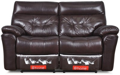 @home by Nilkamal Beverly Leather Manual Recliners