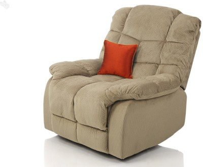 Royal Oak Daffodil Fabric Manual Recliners