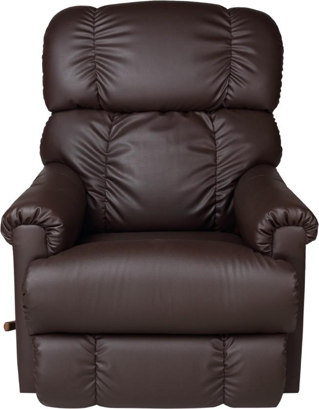View La-Z-Boy Leatherette Manual Rocker Recliners(Finish Color - Dark Brown) Furniture (La-Z-Boy)