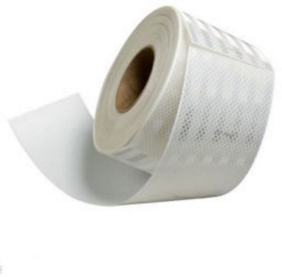 Tufkote High Intensity Conspicuity 50.8 mm x 1 m White Reflective Tape