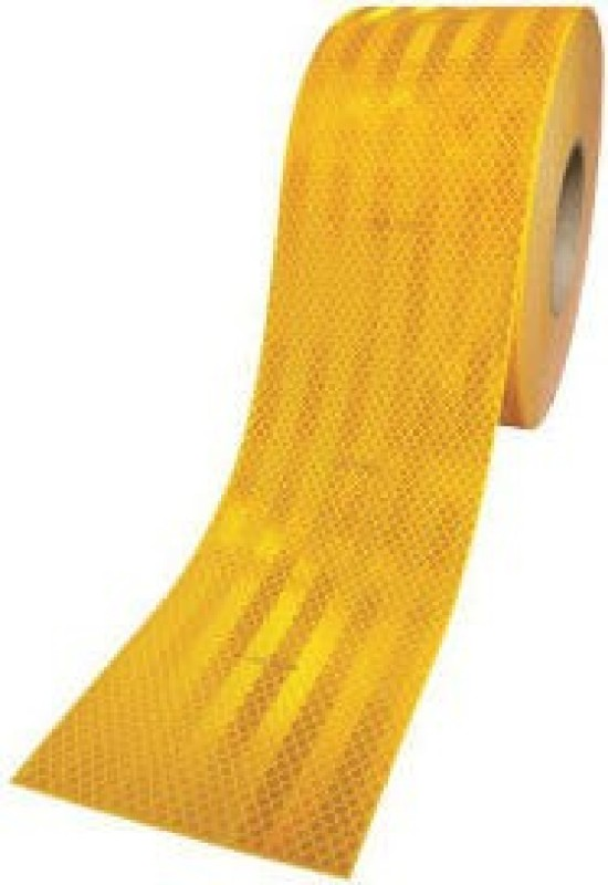3M High Intensity Conspicuity 50.8 mm x 0.6096 m Yellow Reflective Tape(Pack of 1)