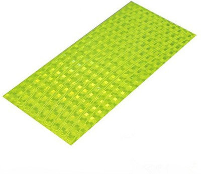 The SweatShop tss reflective sticker .008 mm x .2 m Fluorescent Yellow Reflective Tape(Pack of 1)