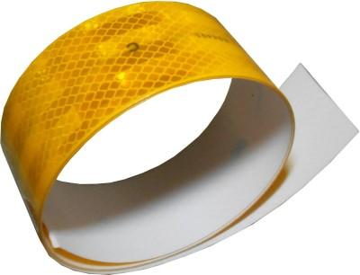 3M Strip Sticker 50 mm x 0.121 m Yellow Reflective Tape