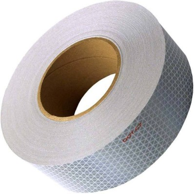 Tufkote High Intensity Conspicuity 50.8 mm x 5 m White Reflective Tape