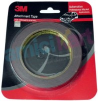 3M Double Side Or Sided Adhesive For Super Stronger Bonding 12 Mm X 10 Mtr 12 mm x 10 m Red Reflective Tape