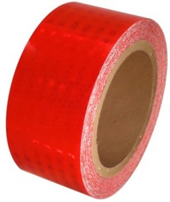 Tufkote High Intensity Conspicuity 50.8 mm x 1 m Red Reflective Tape