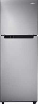 SAMSUNG 251 L Frost Free Double Door Refrigerator(RT28K3082S8, Light Doi Metal)
