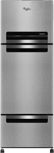 View Whirlpool FP 263D PROTTON ROY 240 L Triple Door Refrigerator  Price Online