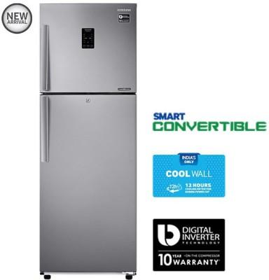 Samsung RT34K3983SL 318 Litre Double Door Refrigerator