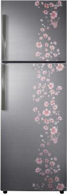 Samsung RT29HAJSALX/TL 275 Ltr 3S Double Door Refrigerator (Orcherry Peach)