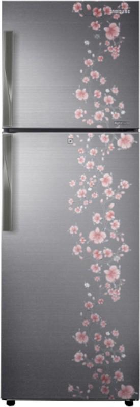 SAMSUNG 275 L Frost Free Double Door Refrigerator RT29HAJSALX